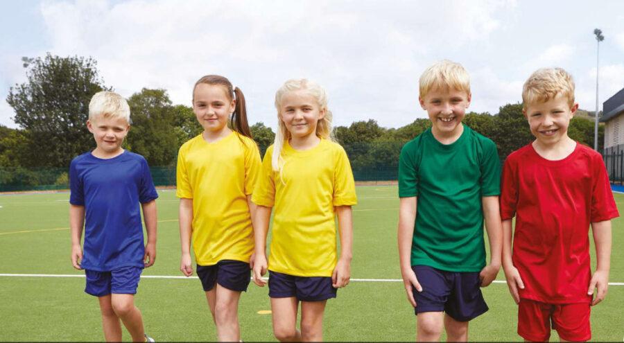 Falcon Primary Sportswear