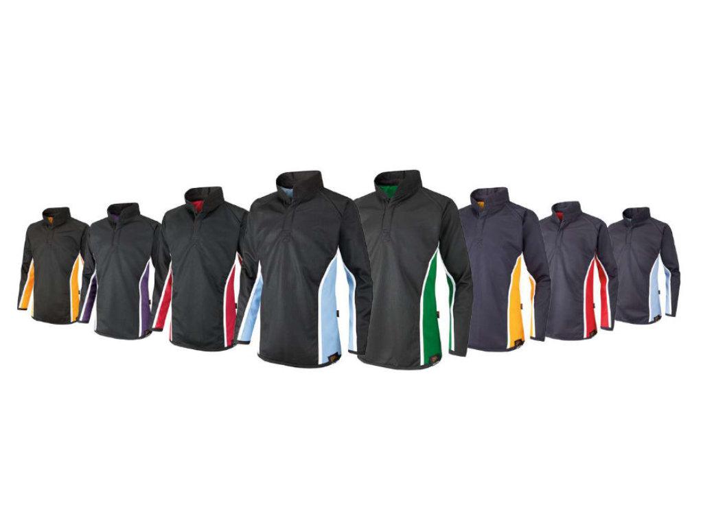 Games Kit. Spirit R150 range. Fully reversible sports top